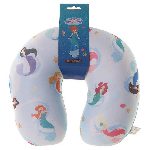 Handy Travel Pillow - Mermaid Design