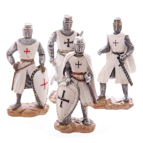 Crusader Knight Novelty Figurine