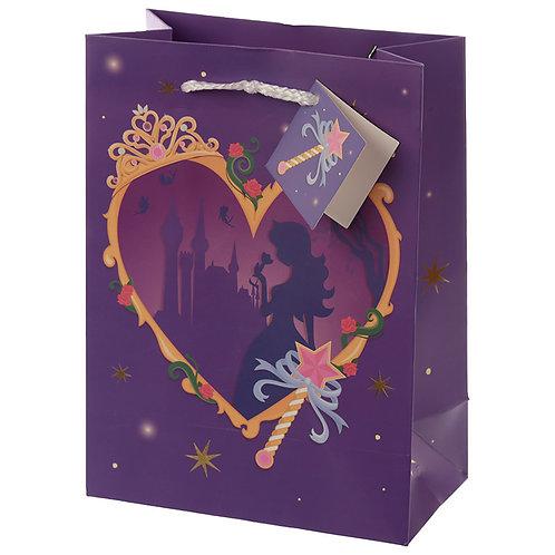 Happy Birthday Princess Design Medium Gift Bag
