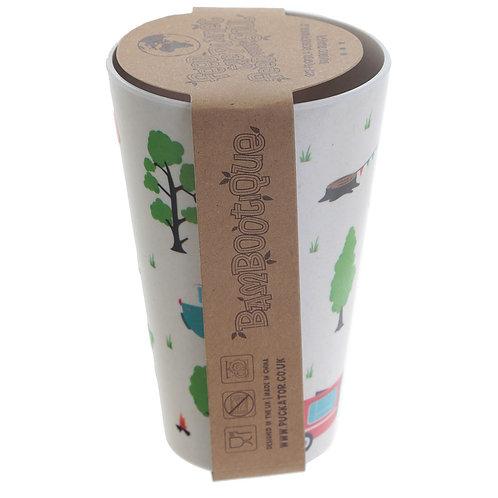 Bambootique Eco Friendly Caravan Design Cup