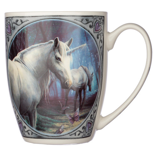 Lisa Parker New Bone China Mug - Journey Home Unicorn Design