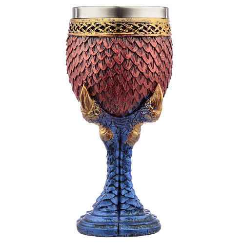 Collectable Decorative Dragon Claw Goblet