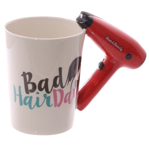 Bad Hair Day Mug