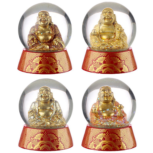 Collectable Buddha Snow Globe Waterball