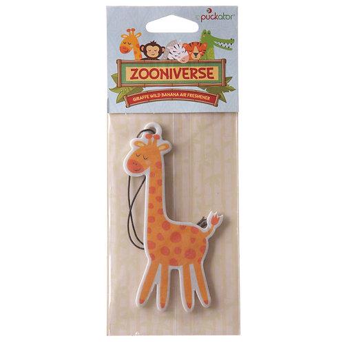 Fun Air Freshener - Banana Fragranced Giraffe