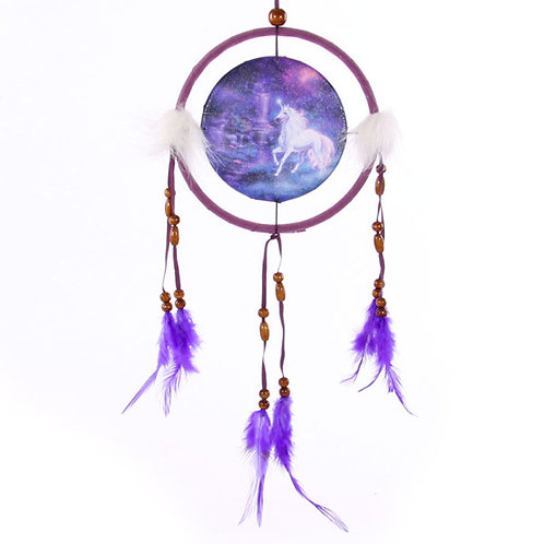 Decorative Fantasy Unicorn 16cm Dreamcatcher