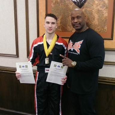 2019 WKC Mideast Regional Qualifier. Congratulations Team TKO Erie winning Gold in each of their respective divisions.