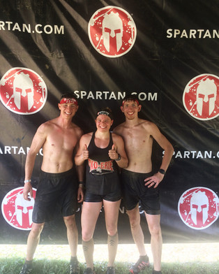 Spartan Palmerton Sprint - Team TKO-Erie