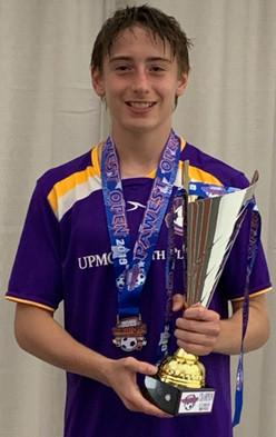 Winning Soccer Tournament