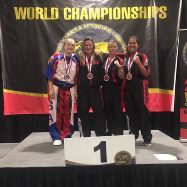WKC World Championships 2019