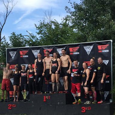 Team Relay OCR @ Erie Fitness Academy