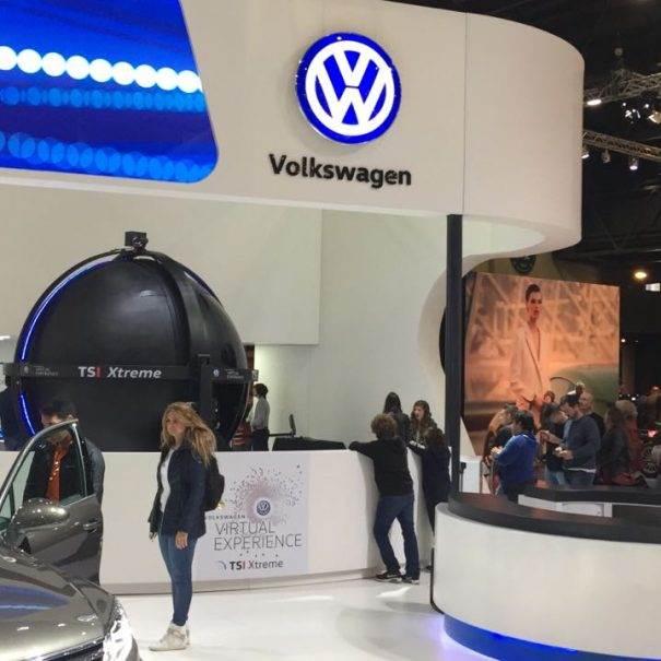 Square VW