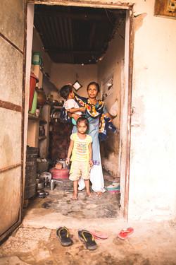 Survival; A Story Of Jaipur's Slums