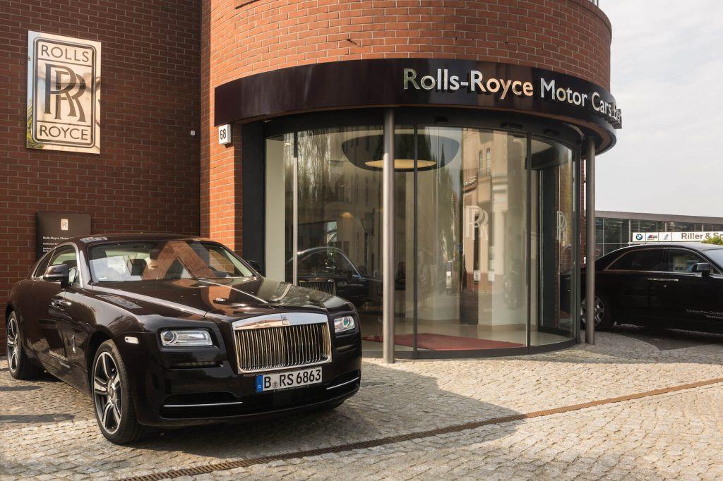Rolls Royce -BERLIN-