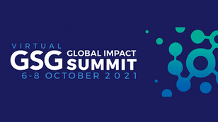 Resumen Ilustrado GSG Global Impact Summit 2021
