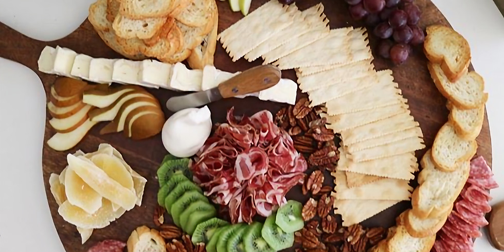 DELOITTE PRIVATE EVENT -HOW TO DESIGN A BEAUTIFUL CHARCUTERIE DISPLAY + WINE TASTING LESSON