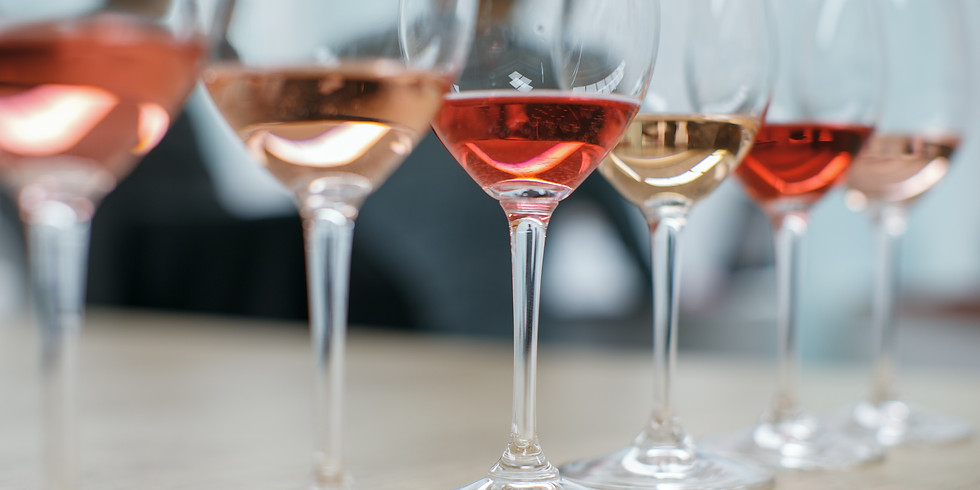 Wine Tasting & Tapas Experience - To Honor National Rose Day