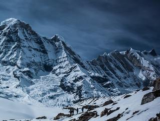 אסון סופת השלג בנפאל וקבלת החלטות