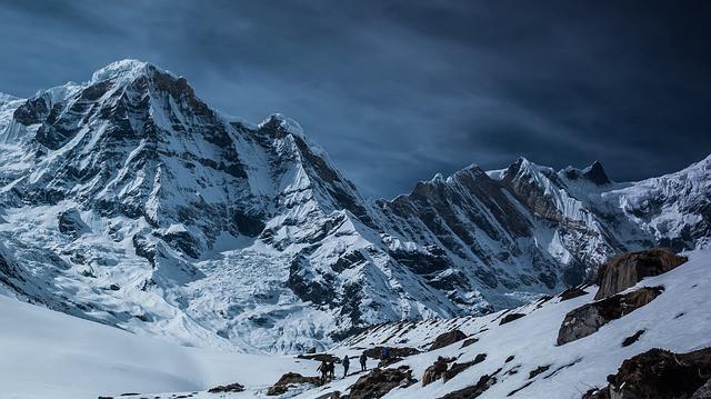 שלג נפאל