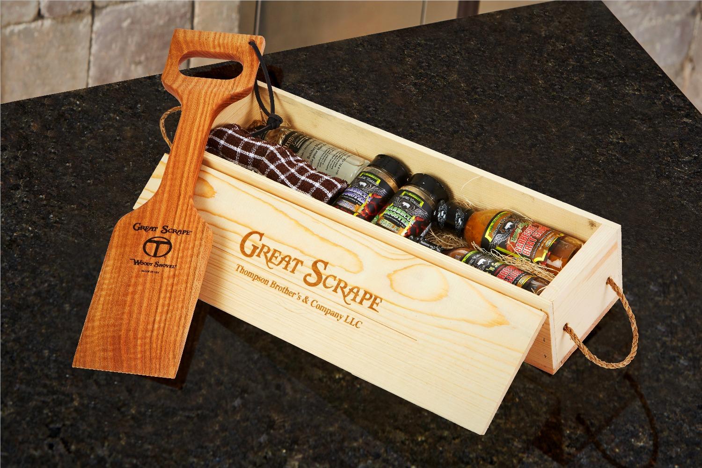 Great Scrape gift box Shovel