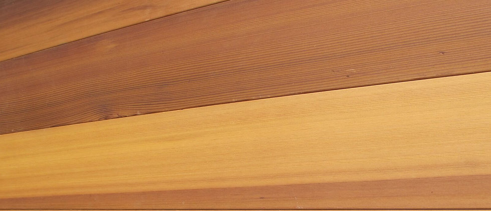 engineered clear vertical grain tongue and groove cedar