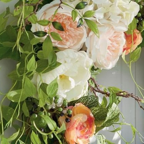 Spring Wreath Class