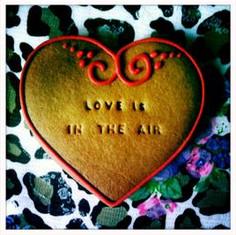 Love Inscription Cookies