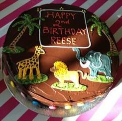 Zoo Animals Chocolate - €44+