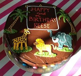Zoo Animals Chocolate - €44+
