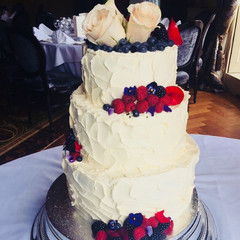 Three Tier Wedding - €POA