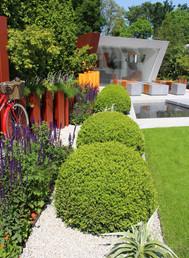 Zen Outdoor Room