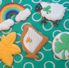 St Paddys Day Cookies