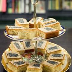 Mini Logo Cakes - €POA