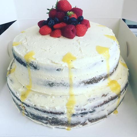 Lemon Yoghurt - 2 Tier - €POA