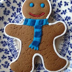 GingerBread Man - County Colours