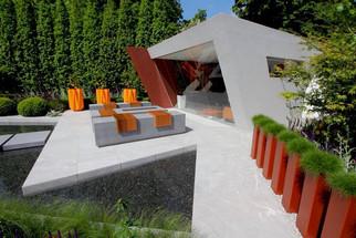 Zen Garden - Side View