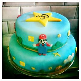 Super Mario Birthday - €POA