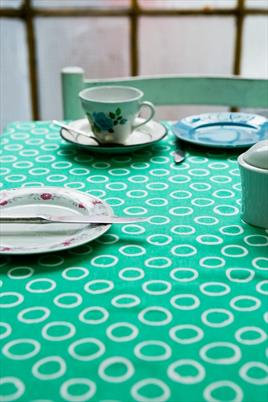 Irish made table cloth