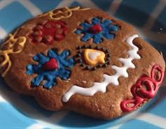 Dia de Muertos Cookies