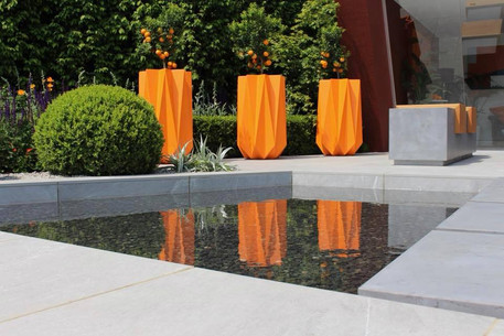 Zen Garden - Reflection