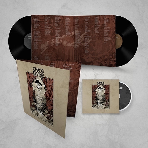Legacies Album - Double Vinyl (includes Digipack/CD)