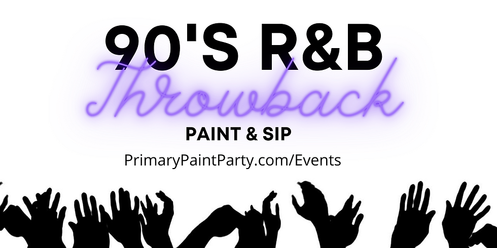 90's Throwback R&B Party