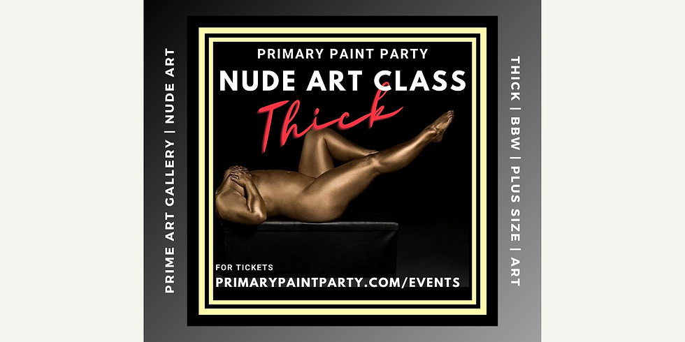 Nude Art Class THICK EDITION