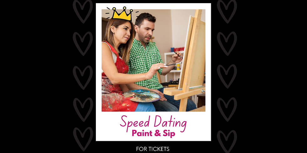 Speed Date Night Paint Party