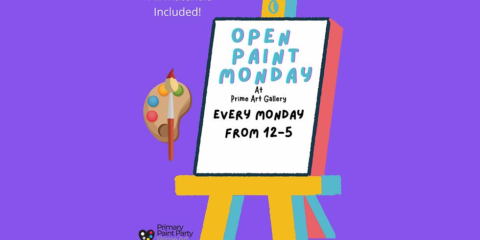 Open Paint Monday