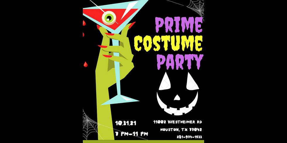 Prime Costume Party