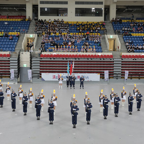 臺北市樂儀旗舞觀摩表演活動