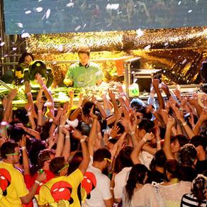 2012墾丁南灣Foam Party瘋派對