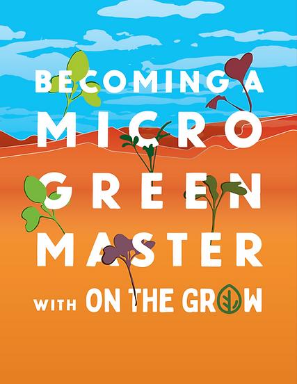 Becoming a Microgreen Master eBook