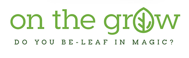 On The Grow, LLC Logo Header